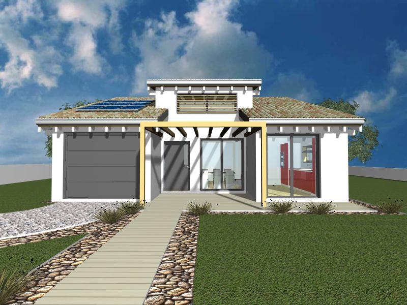 Rustici e terreni asproperty pi facile realizzare for Tre piani di garage per auto con soppalco